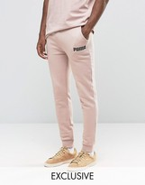 Puma Joggers In Tapered Fit Exclusive To Asos