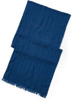 Polo Ralph Lauren Washed Cotton-Linen Scarf