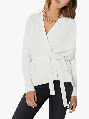 Mint Velvet Belted Cardigan
