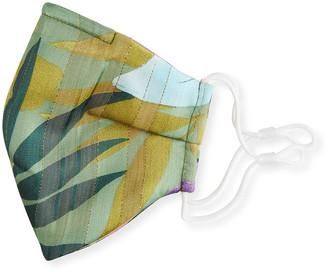 Bronx and Banco Tropics Print Reusable Cloth Mask Face Covering