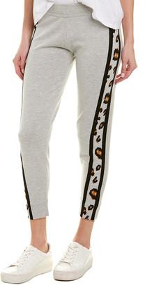 Minnie Rose Leopard Stripe Pant