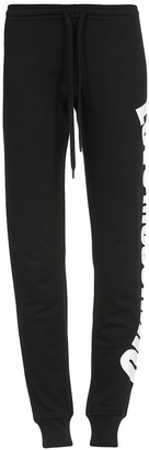 Love Moschino Track Trousers With Print