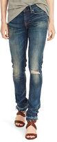 Polo Ralph Lauren Tompkins Frayed Skinny Jean