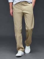 Gap Classic straight fit khakis