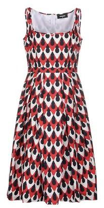 DSQUARED2 3/4 length dress