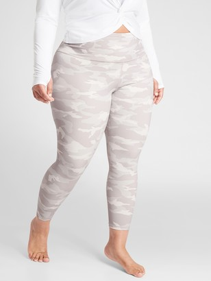 Athleta Elation Camo 7/8 Tight