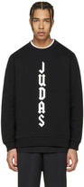 Givenchy Black 'Judas' Sweatshirt