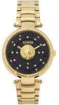 Thumbnail for your product : Versus By Versace Women's Moscova Gold-Tone Stainless Steel Bracelet Watch 38mm
