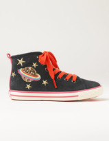 Boden Appliqué High Tops