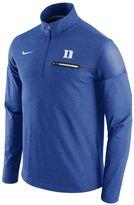 Nike Men's Duke Blue Devils Elite Coaches Dri-FIT Pullover