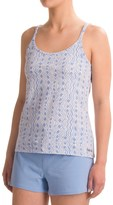 Naked Essential Cotton Stretch Camisole (For Women)