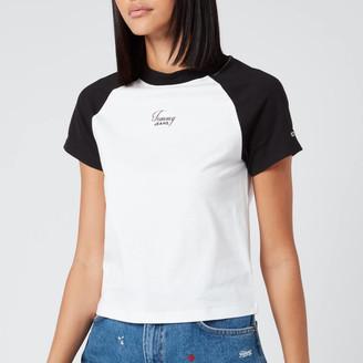 Tommy Jeans Women's Tommy Raglan T-Shirt