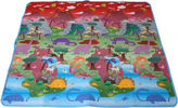 Prince Lionheart Reversible playMAT - City/Dino