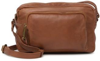 Lucky Brand Caro Leather Crossbody Bag