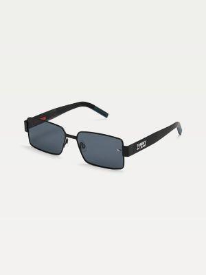 Tommy Hilfiger Tommy Jeans Geometric Rectangular Sunglasses
