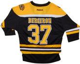 Reebok Toddlers' Patrice Bergeron Boston Bruins Replica Player Jersey