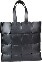 Paco Rabanne Patchwork Shopper Tote