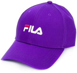 Fila Logo Embroidery Baseball Cap
