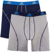 adidas 2-pk. Sport Performance climalite Boxer Briefs