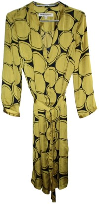 Clements Ribeiro Yellow Dress for Women