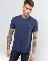 Lyle & Scott Fleck T-Shirt Regular Fit Eagle Logo in Navy