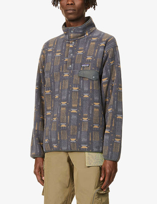 Patagonia Synchilla recycled-polyester fleece