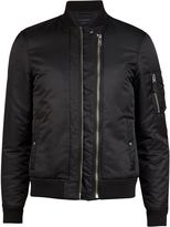 AllSaints Men's Bellevue Bomber Jacket