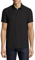 Theory Milten Core Pique Polo Shirt