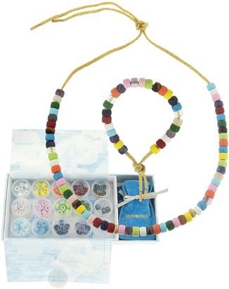 Carolina Bucci FORTE Beads Necklace and Bracelet Kit