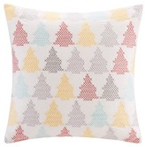 Nobrand No Brand Holiday Velvet Tree Pillow