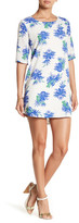 Collective Concepts Floral Mini Dress