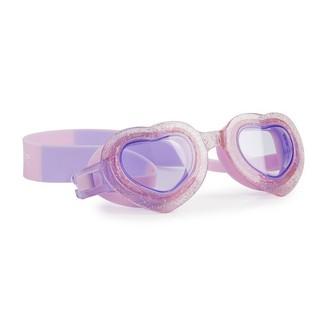 Aqua2ude Anti-Fog Swim Goggles Heart Frames