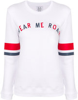 Zoe Karssen Hear Me Roar sweatshirt