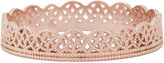 Grace Lee Women's Gold Lace Band Ring
