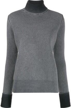 Maison Margiela Turtle Neck Wool Sweater