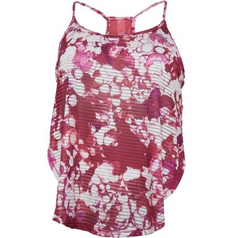 Under Armour Womens Sport Printed Tank Pink