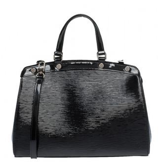 Louis Vuitton BrAa Black Patent leather Handbags