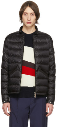 Moncler Black Down Agay Jacket
