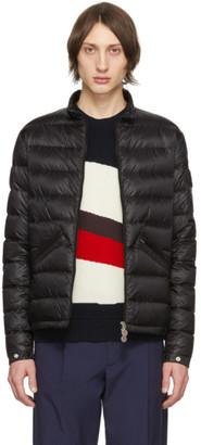 Moncler Black Down Agay Jacket