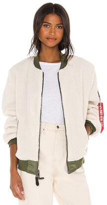 Alpha Industries L-2B Sherpa Flight Jacket