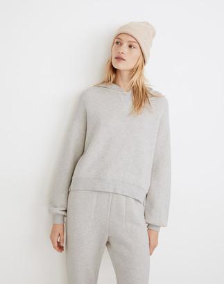 Madewell MWL Airyterry Hoodie Sweatshirt