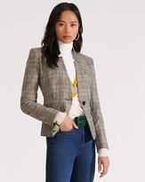 Veronica Beard Farley Plaid Dickey Jacket