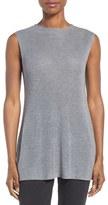 Eileen Fisher Women's Sleek Mock Neck Sweater