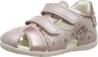 Geox Baby Girls B Kaytan A Open Toe Sandals