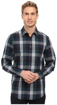 Perry Ellis Exploded Plaid Shirt