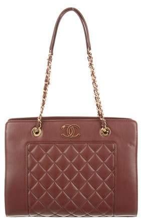 Chanel Mademoiselle Vintage Tote