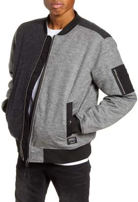 Wesc Colorblock Bomber Jacket
