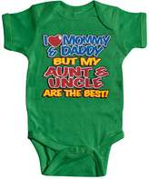 "Baby ""Aunt & Uncle"" Onesie - 12M"