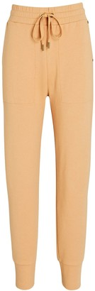 Intermix Andrea Cotton-Blend Joggers