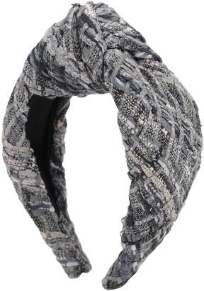 Eugenia Kim Maryn Cotton Blend Tweed Turban Headband